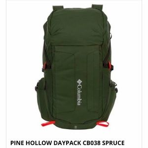 Columbia backpack - Pine hollow daypack in spruce